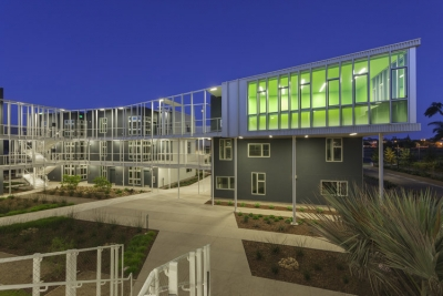 University California Santa Barbara San Joaquin Apartments (LEED Silver)