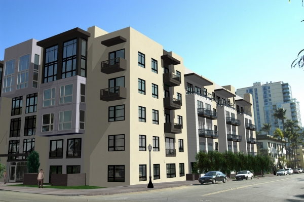 CORTEZ PARK LOFTS - 165 UNITS