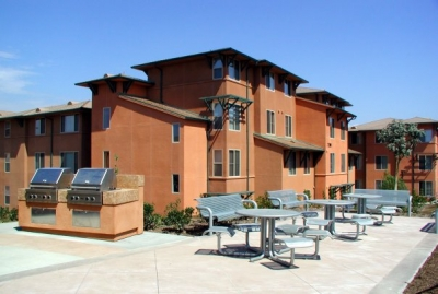 UNIVERSITY OF CALIFORNIA IRVINE - PALO VERDE STUDENT HOUSING