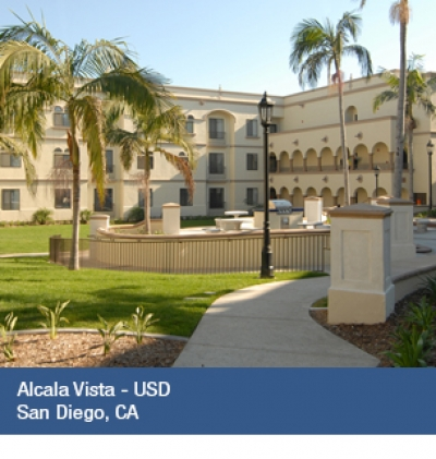 USD ALCALA VISTA APARTMENTS