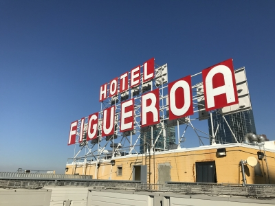 Hotel Figueroa Renovation