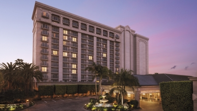 RITZ CARLTON AT MARINA DEL REY