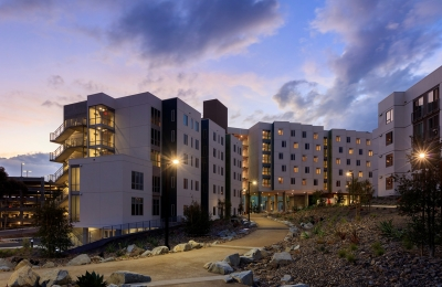 Nuevo West Graduate Student Housing