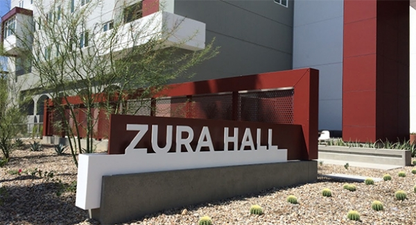 SDSU Zura Hall Housing Renovation